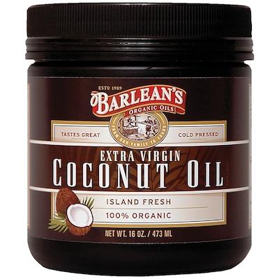Coconut Oil – 473 Ml – Barlean's