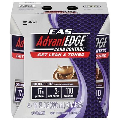 AdvantEdge Carb Control  RTD – 1,32 L – Sabor Chocolate - EAS Abbott Nutrition