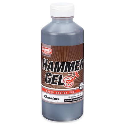 Energético Em Gel – 650 ml – Sabor Chocolate - Hammer Nutrition