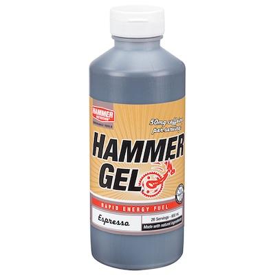 Energetico Hammer Gel 650Ml Expresso