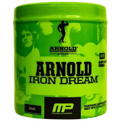 ZMA Muscle Pharm Arnold Iron Dream - Uva - 171g