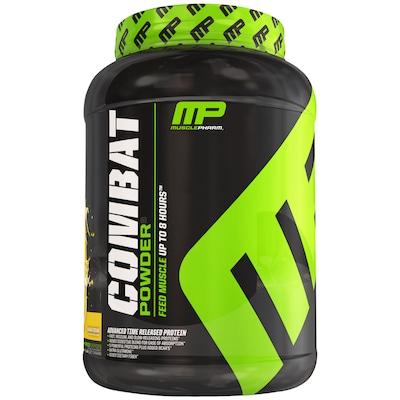 Combat Powder – 907 g – Sabor Banana – Muscle Pharm