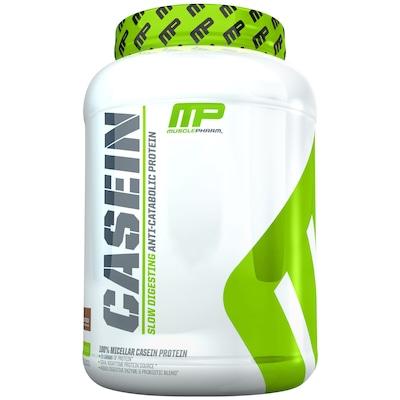 Caseina Muscle Pharm 100% Micellar Casein Protein - Chocolate - 1,42Kg