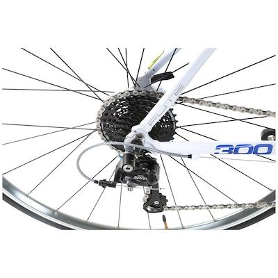 Bicicleta KHS Flite 300 - Aro 700 - Freio Shimano BR2400 - Câmbio Traseiro Shimano -18 Marchas