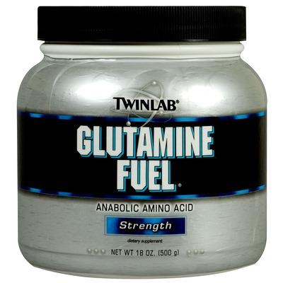 Glutamina Fuel – 500 g – Sem Sabor– Twinlab