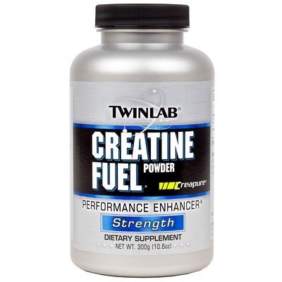 Creatine Fuel Powder – 300 g – Sem Sabor– Twinlab