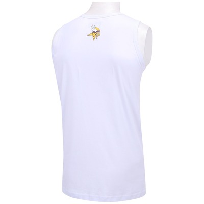 Camiseta Regata New Era Triangle Minnesota Vikings - Masculina