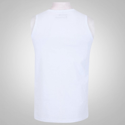 Camiseta Regata Hurley Black Anchor - Masculina