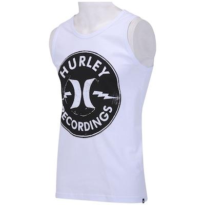 Camiseta Regata Hurley Recordings - Masculina