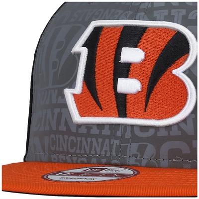 Boné Aba Reta New Era Cincinnati Bengals - Snapback - Adulto