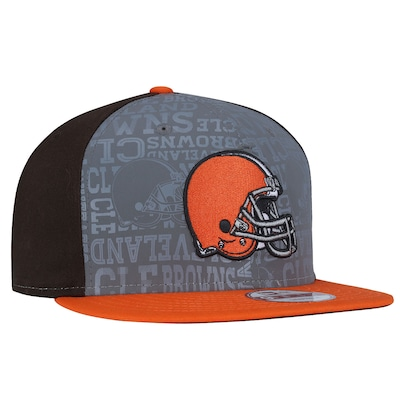 Boné Aba Reta New Era Cleveland Browns NFL - Snapback - Adulto
