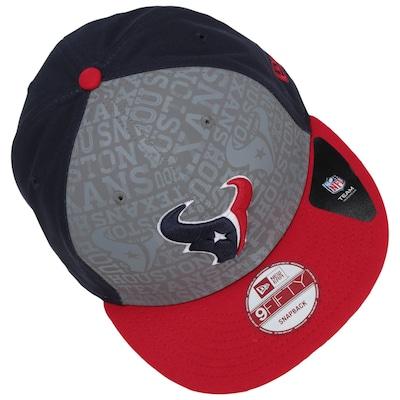 Boné New Era Houston Texans - Adulto