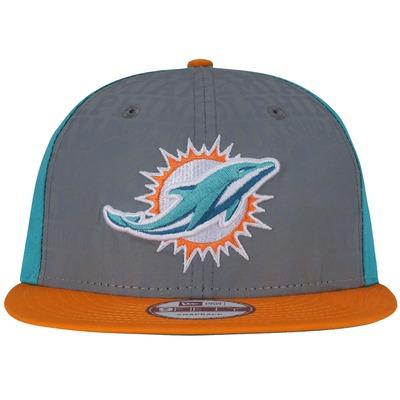 Boné Aba Reta New Era Miami Dolphins Draft Reflective NFL - Snapback - Adulto