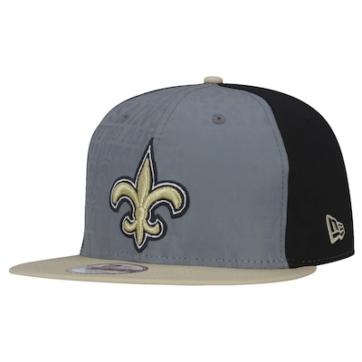 Boné Aba Reta New Era New Orleans Saints - Snapback - Adulto
