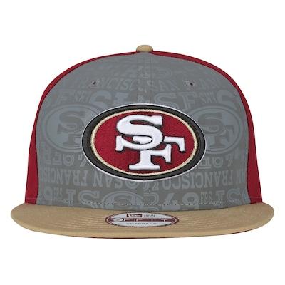Boné Aba Reta New Era San Francisco 49ers - Snapback - Adulto
