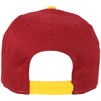 Boné Aba Reta New Era 9FIFTY Washington Redskins NFL Team - Snapback  Adulto