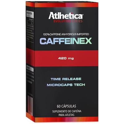 Energético Atlhetica Caffeinex - 60 Capsulas