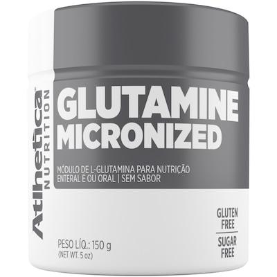 Glutamina Atlhetica Micronized - 150g