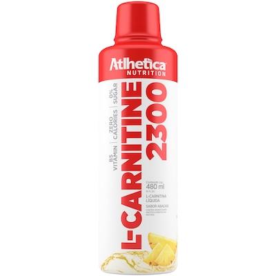 Carnitina Atlhetica L-Carnitine 2300 - Abacaxi - 480ml