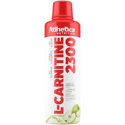 Carnitina Atlhetica L-Carnitine 2300 - Maça - 480ml