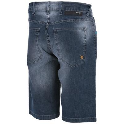 Bermuda Jeans Hurley 84 Slim - Masculina