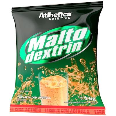 Maltodextrina Atlhetica Maltodextin - Laranja com Acerola - 1Kg