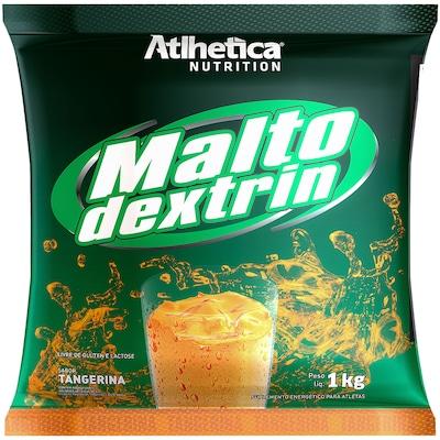 Maltodextrina Atlhetica Maltodextrin - Tangerina - 1Kg