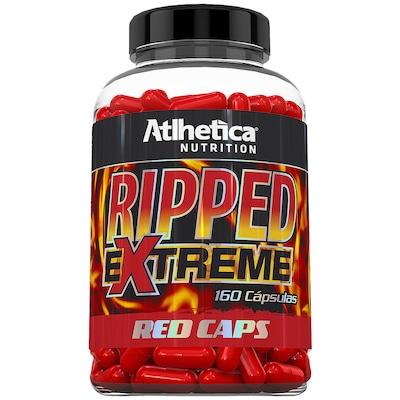 Termogênico Atlhetica Ripped Extreme Red - 160 Cápsulas