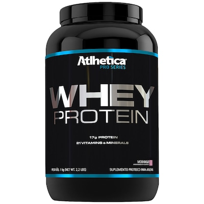 Proteina Athletica Whey Pro Sr 1Kg Mor
