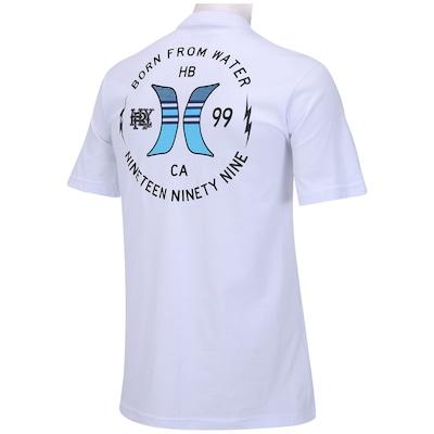 Camiseta Hurley Nailed Down - Masculina