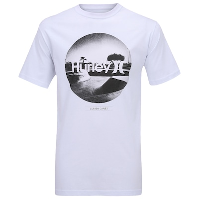 Camiseta Hurley Curren Caples – Masculina