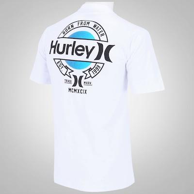 Camiseta Hurley Trademark - Masculina