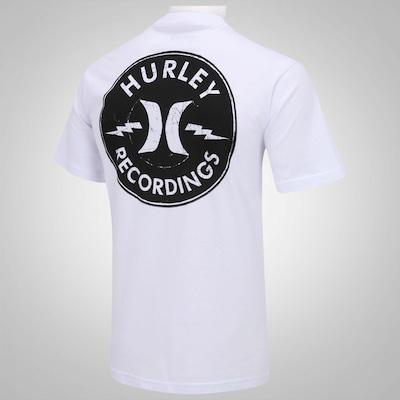 Camiseta Hurley Recordings - Masculina