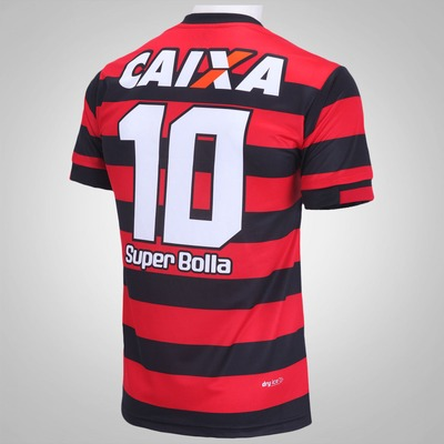 Camisa do Atlético Goianiense I 2014 nº 10 Super Bolla