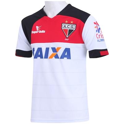 Camisa do Atlético Goianiense II 2014 nº 10 Super Bolla