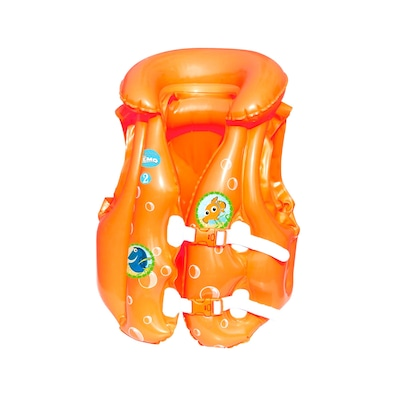 Colete Inflável Bestway Disney Nemo - Infantil