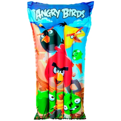 Colchão Inflável Bestway Angry Birds - Infantil