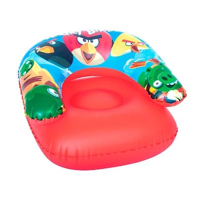 Poltrona Inflável Bestway Angry Birds - Infantil