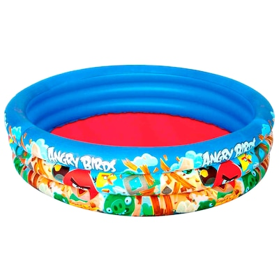 Piscina Inflável Bestway Angry Birds 317 Litros