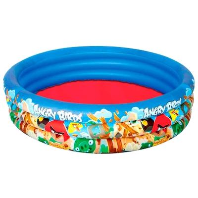 Piscina Inflável Bestway Angry Birds 450 Litros - Infantil
