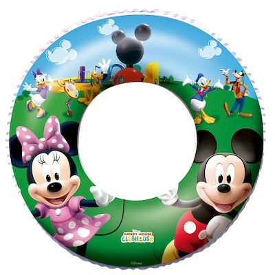 Boia Circular Inflável Bestway Mickey Mouse