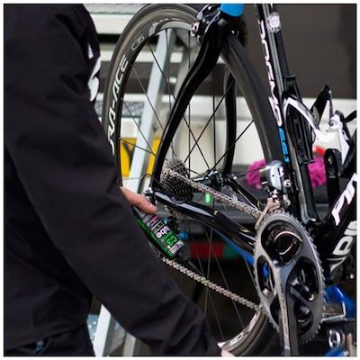 Lubrificante para Bicicleta Muc-Off C3 Ceramic Seco - 120ml