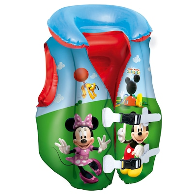 Colete Inflável Bestway Mickey Mouse - Infantil