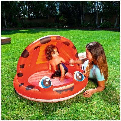 Piscina Inflável para Bebê com Cobertura Bestway Shaded - Infantil