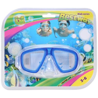 Máscara de Mergulho Bestway Dual Lens Dive - Infantil