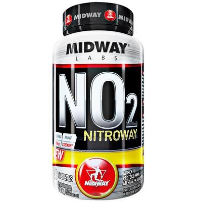 NO2 Midway NO2 Nitroway - 100 Tabletes