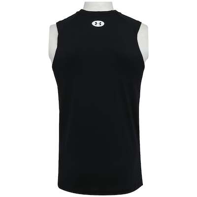 Camiseta Regata Under Armour Sonic Fitted - Masculina