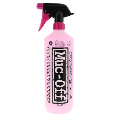 Spray para Limpeza de Bicicleta Muc-Off Nano Tech - 1L