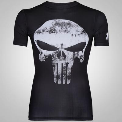 Camisa de Compressão Under Armour Marvel Alter Ego - Masculina