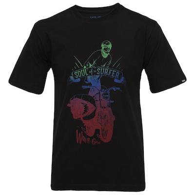 Camiseta Wg Silk Motosurf - Masculina